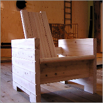 『HINOKI CHAIR』